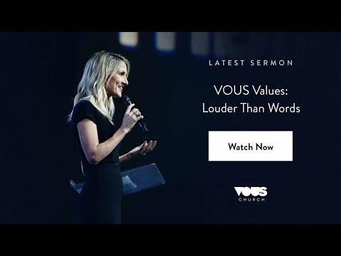DawnCheré Wilkerson — VOUS Values: Louder Than Words