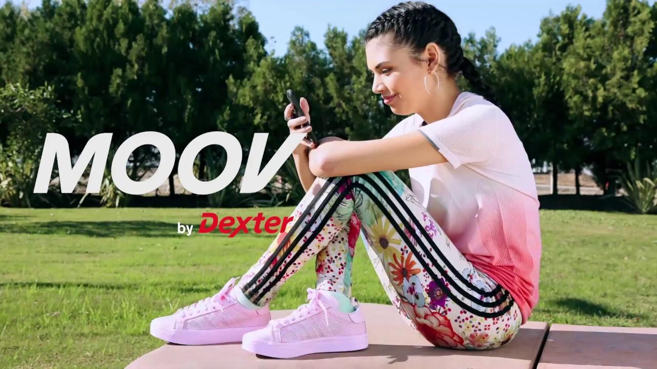 e79d4c47415 zapatillas YouTube Adidas Dexter MOOV by WOUwq80Og