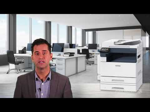 How To: Print the Job History Report- DocuCentre S2110 -ENG