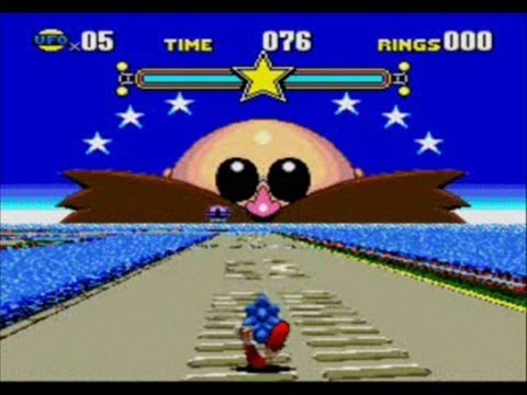 Let's Play Sonic CD! (Extra)