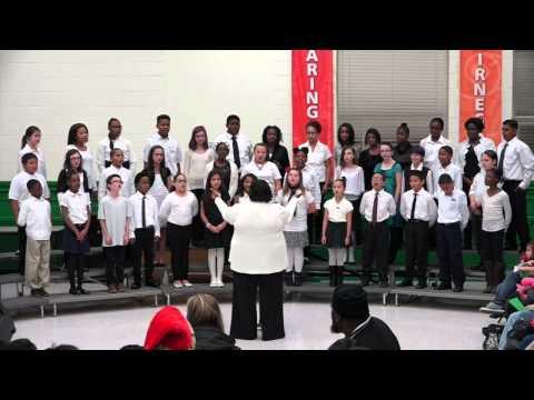 Forrest Elementary Winter Concert December 15, 2014