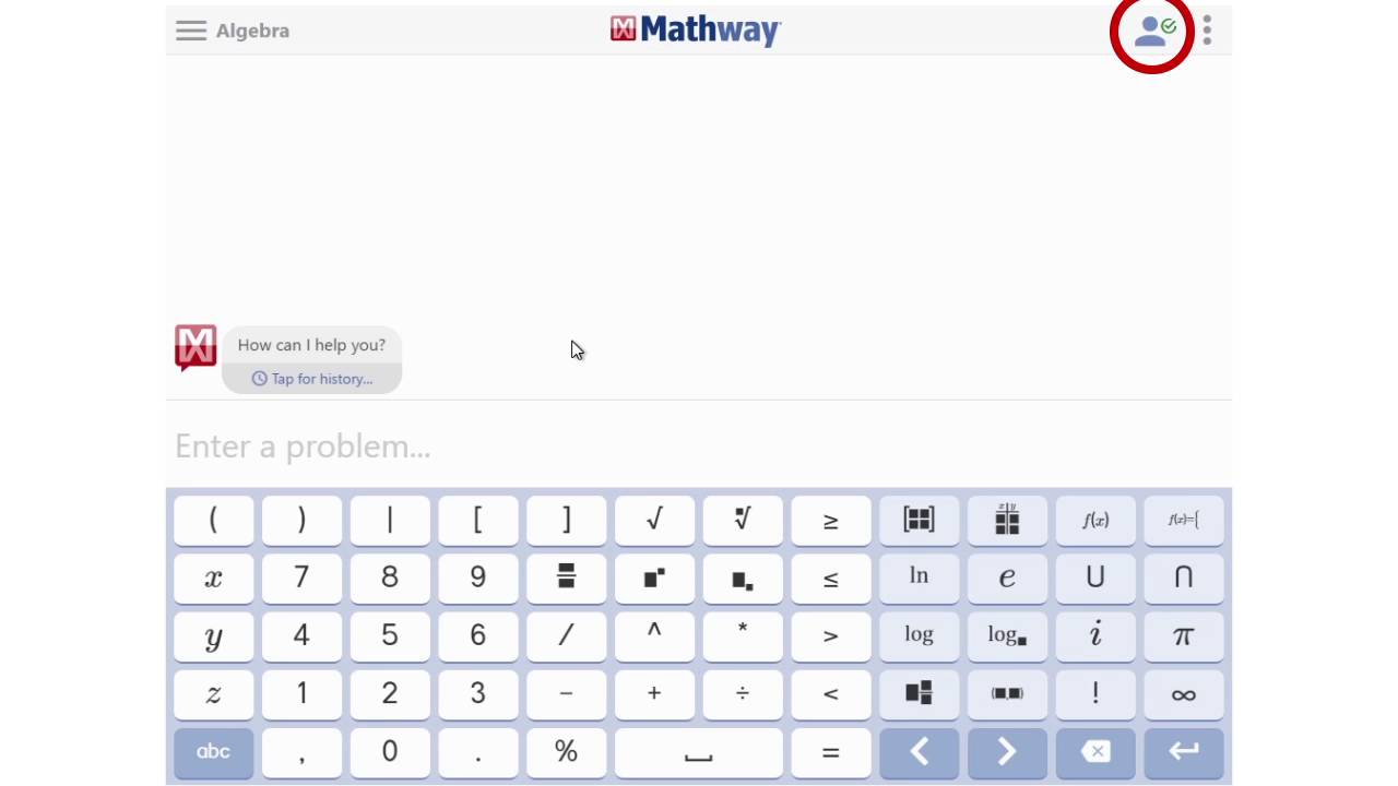 How to Access History Mathway Email on
