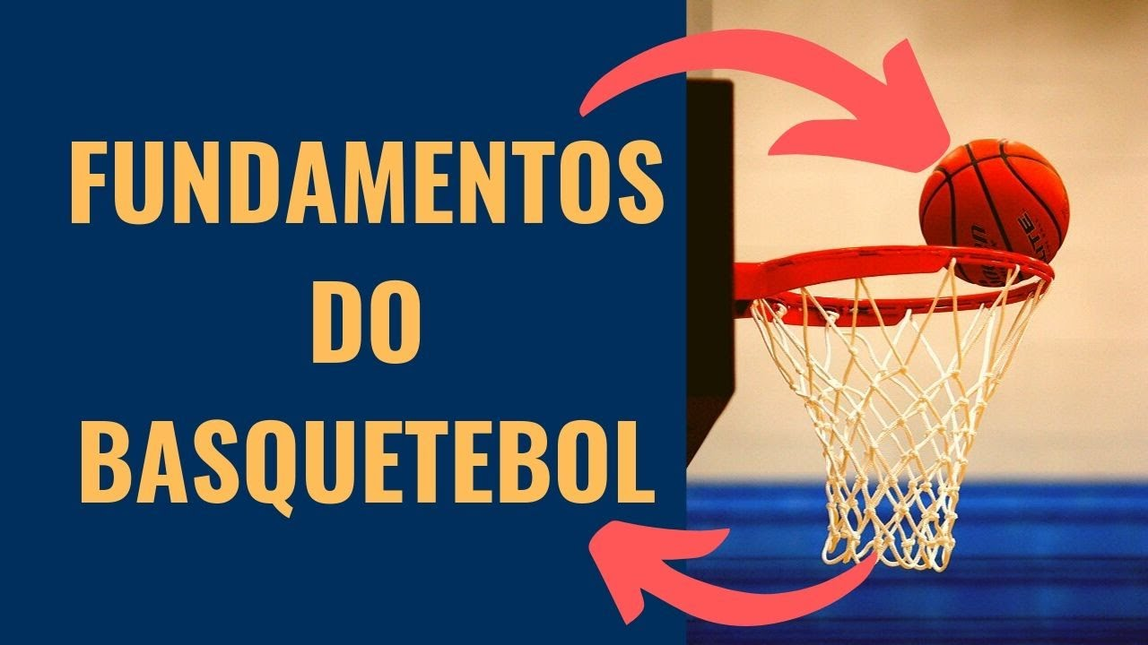 Fundamentos do Basquetebol: Como se Joga Basquete - YouTube