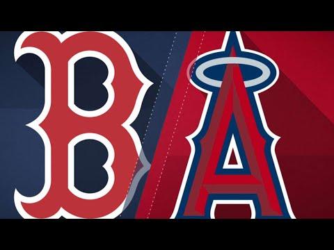Devers, Benintendi's bats lead Sox to win: 4/19/18