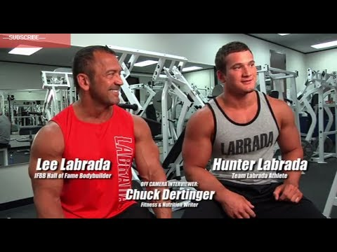Hunter Labrada - Exclusive Interview with Lee Labrada - Steps to becoming an IFBB Pro.