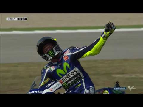 MotoGP San Marino 2016 - Valentino Rossi Podium 2 thumbnail