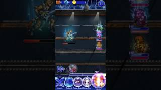 Seymour, Yuna and Auron vs Tidus U++