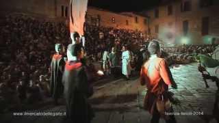 Mercato delle Gaite di Bevagna 2014 Festa Medievale
