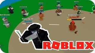 ROBLOX'S TOUGHEST HACKER