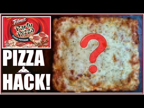 DIY | Totino's® Party Pizza Recipe | How To Hack Frozen Pizza! ️🎉🍕