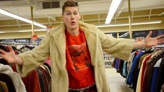 Macklemore - Thrift Shop Music Video (Parody)