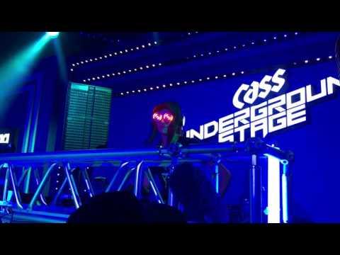 Rezz Live @ Cass Blue Play Ground. Seoul. Korea. Part 2/2