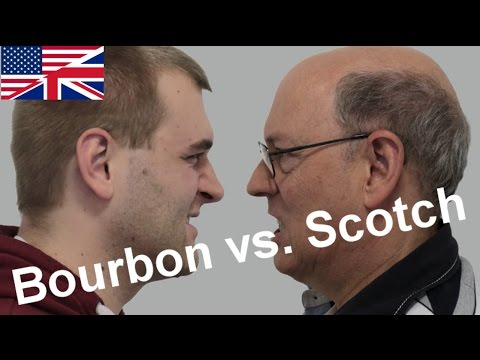 Whisky Discussion: Bourbon Vs. Scotch
