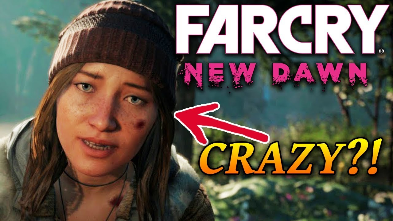 Far Cry New Dawn Carmina Is Insane Part 3 Teaser Gameplay Youtube