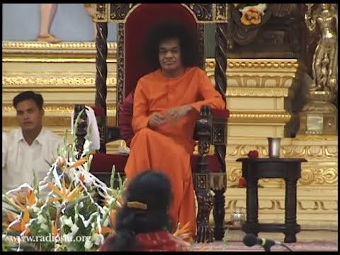Thursday Divine Darshan of Sathya Sai Baba - Part 112