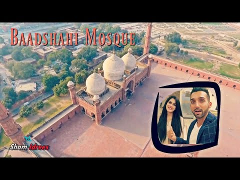 Baadshahi Mosque (Lahore) | Let me Introduce her too...