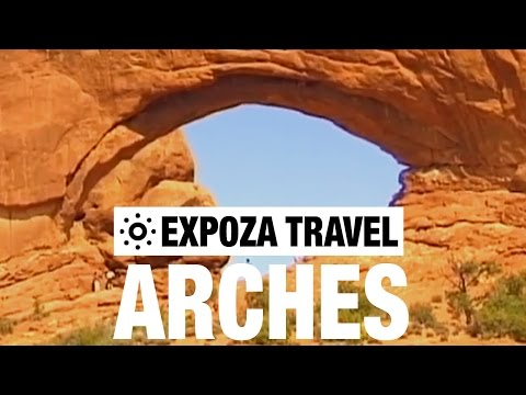 Arches (Utah) Vacation Travel Video Guide