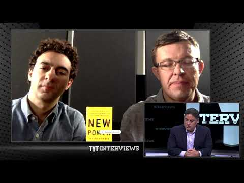 New Power vs. Old Power. Jeremy Heimans and Henry Timms Interview