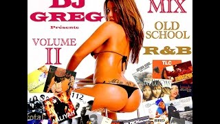 OLD SCHOOL  RNB  HIP-HOP MIX 90's  VOL.2