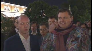 Понасенков, конечно, хорош, но за этот эпизод «Оскар» надо вручать охраннику