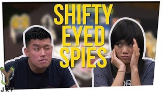Shifty Eyed Spies | Who's The Mudda Secret Agent