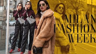 Milan Fashion Week AW 2018 | Nicole Andersson
