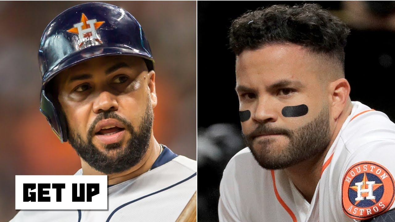 Carlos Beltran's legacy impacted by scandal? Jose Altuve accused of wearing a 'buzzer'   Get Up