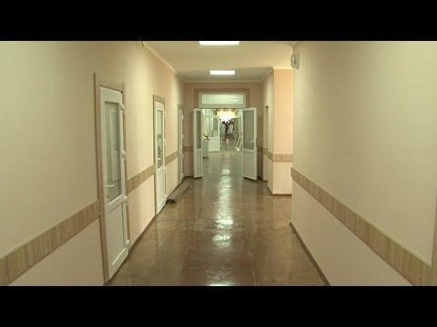 В Балаклейской больнице откроют обновленное реанимационное отделение