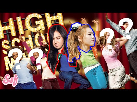 Girls' Generation as High School Musical Characters l @Soshified