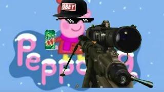 MLG Peppa Pig| Peppa's Air Horn!