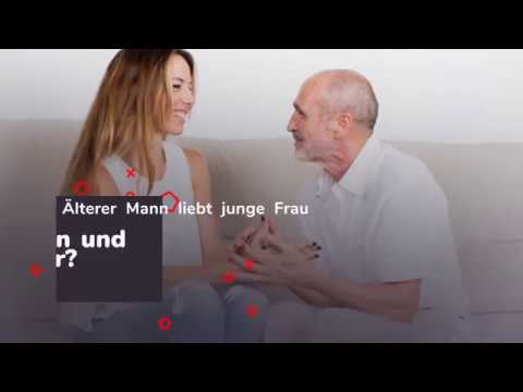 Älterer Mann liebt junge Frau – kann das gut gehen und was steckt dahinter