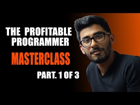 Your Potential as a Highly Paid Python Developer - Masterclass (1 of 3)