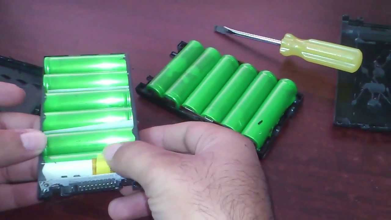 Battery Cell Replacement For Your Old Laptop Battery Youtube