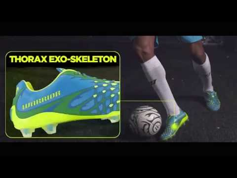 Vincent Kompany's Warrior Sports Skreamer Pro II