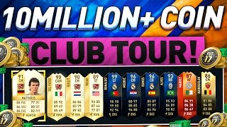 10,000,000+ CLUB TOUR AFTER TOTY & WEEKEND LEAGUE CANCELLED!! FIFA 17 ULTIMATE TEAM