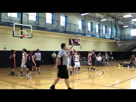 Co Heat vs. Fever Blk Championship Part 3