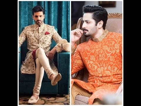 new latest groom sherwani trends and style 2017