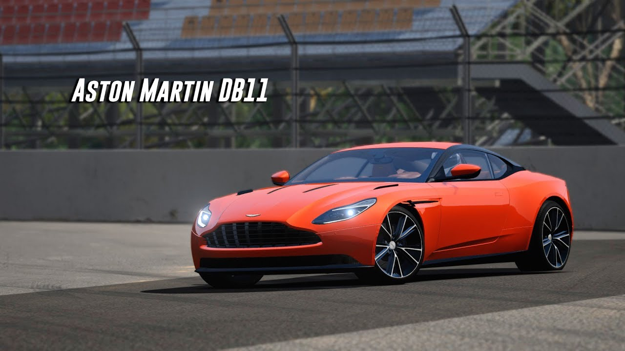 Aston Martin Db11 Assetto Corsa Download Car Gameplay Youtube