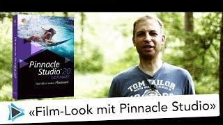 Film Look mit Pinnacle Studio 20 Video Tutorial Deutsch und DSLR Tipps und Tricks