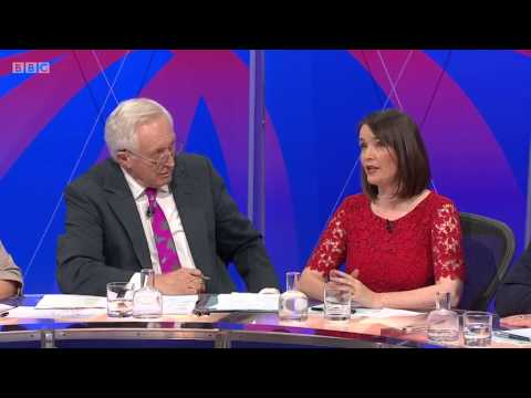 Question Time in Cardiff - 13/11/2014