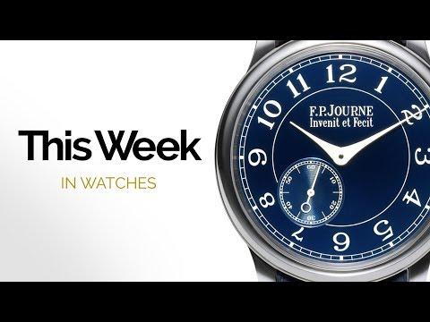 FP Journe: Chronometre Bleu v Green Mystery Machine; Ulysse Nardin Freaks Out; Tutima Upgrades