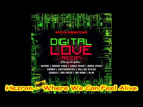 Hezron -  Where We Can Feel Alive (Digital Love Riddim Nov 2012)