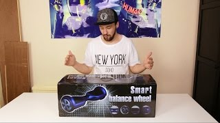 Hoverboard, Balance Board, Mini Segway Unboxing & First Ride Impressions(Here is my Balance Board Unboxing & First Ride Impressions. I just had to give in and get one of these Mini-segway, IO Hawk, PhunkeeDuck, Hoverboard, Chic ..., 2015-08-31T18:45:04.000Z)