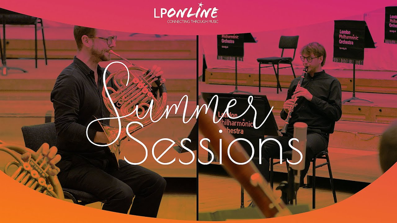 Mozart: Serenade in E flat – Summer Sessions: Winds