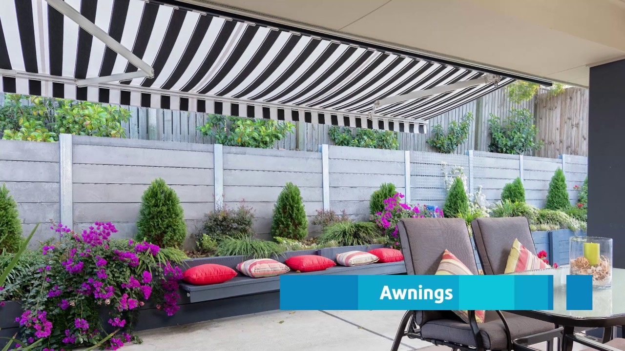 Franklyn Blinds Awnings Security Brisbane North And South Youtube