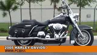Used 2005 Harley Davidson Road King Classic Motorcycles for sale - Homosassa, FL