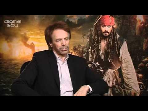 Pirates producer Jerry Bruckheimer