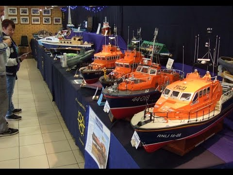 Haydock Park Model Boat Convention  2015