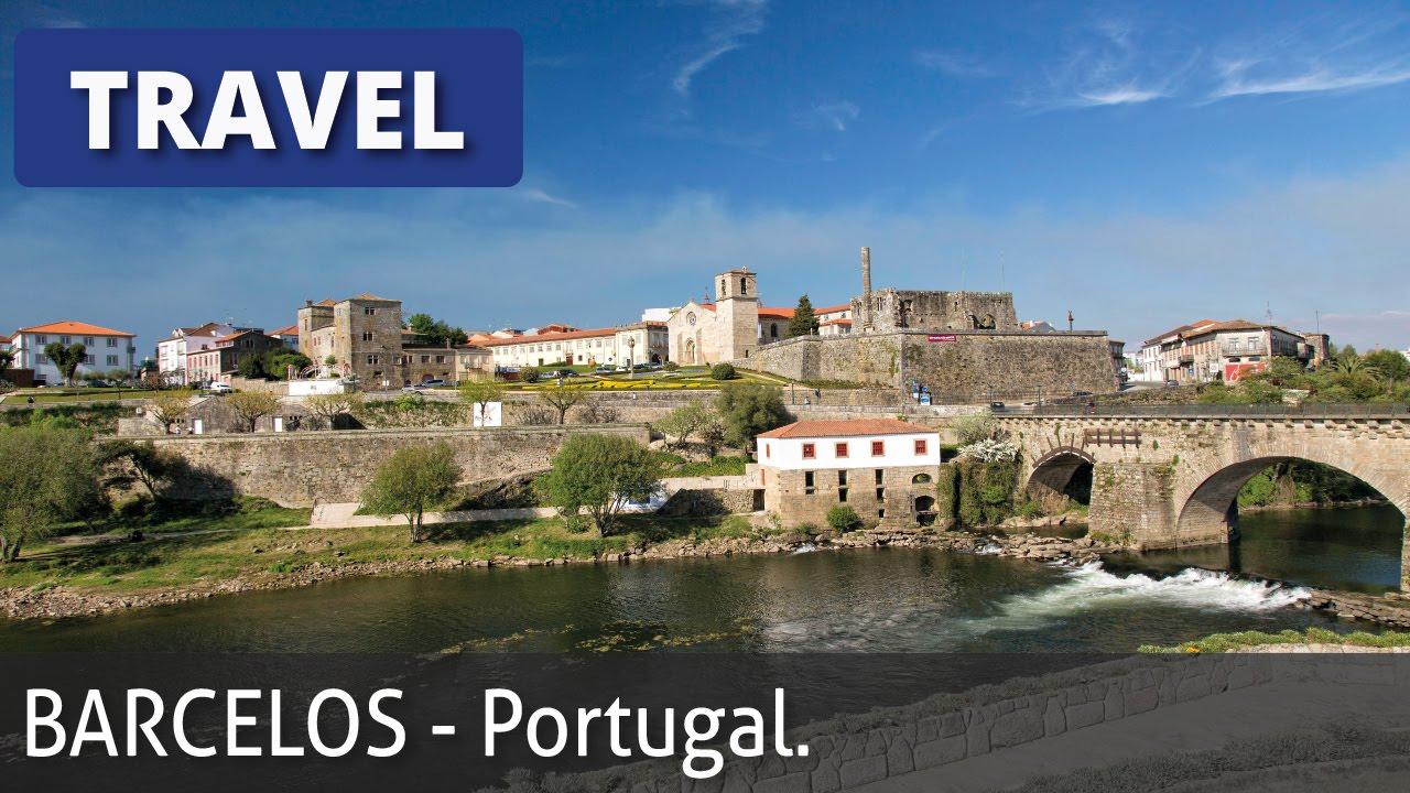 Turismo barcelos portugal youtube for Acheter carrelage au portugal