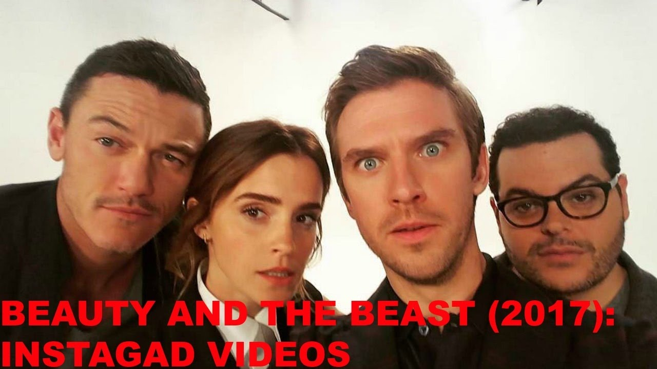 Beauty And The Beast 2017 Instagad Videos Youtube